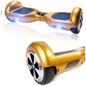 gold hoverboard melbourne 1