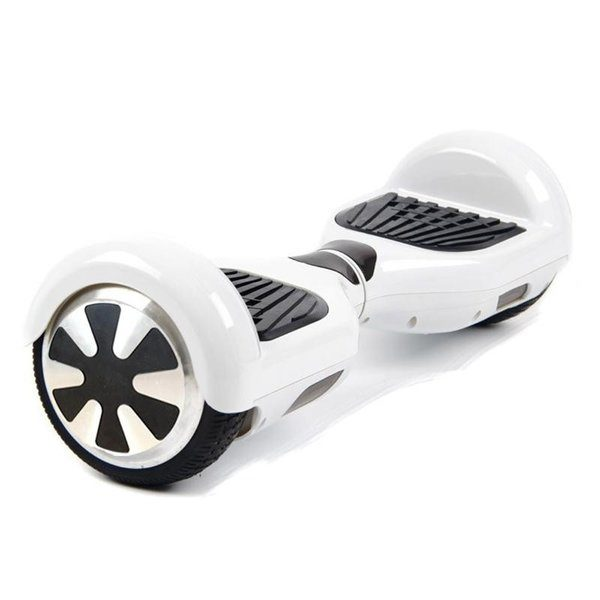 hoverboard white 1