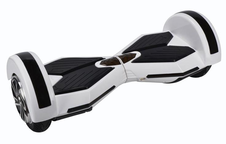 style hoverboard 8 white3