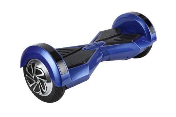 8 Hoverboards blue 2